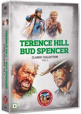 Terence Hill and Bud Spencer Classic Collection 3 - 5-DVD Set ( Dio perdona... Io no! / Oggi a me... domani a te! / Occhio alla penna / Bott [ Origine Danese, Nessuna Lingua Italiana ]