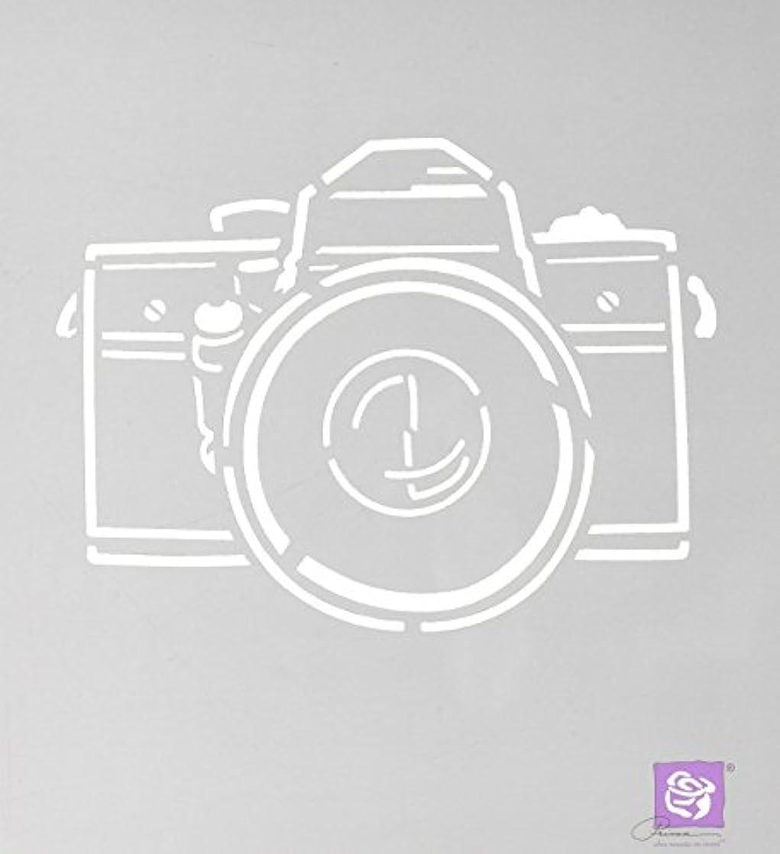 Prima Marketing Designer Stencil 6