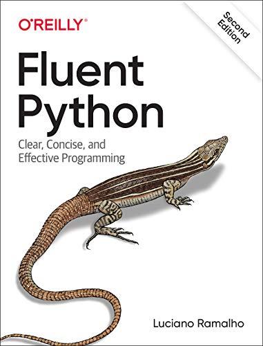 [画像:Fluent Python: Clear, Concise, and Effective Programming]