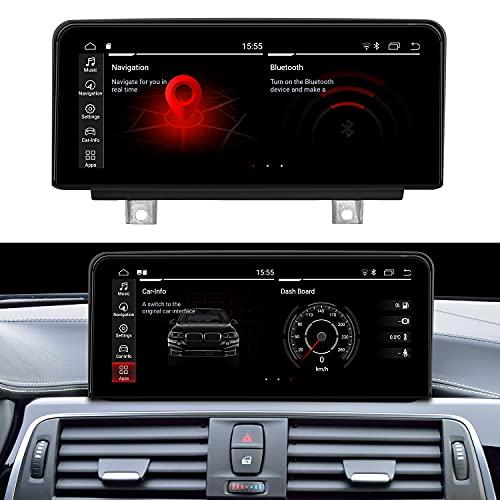 Koason Android 1920HD 10.25 Pollici IPS Screen Monitor Display Upgrade Autoradio Multimedia Player GPS Navigazione f¨¹r BMW 3 4 Series M3 M4 for BMW F30/ F31/F32/F33/F34/F36/F80/F82/F83/F84 NBT