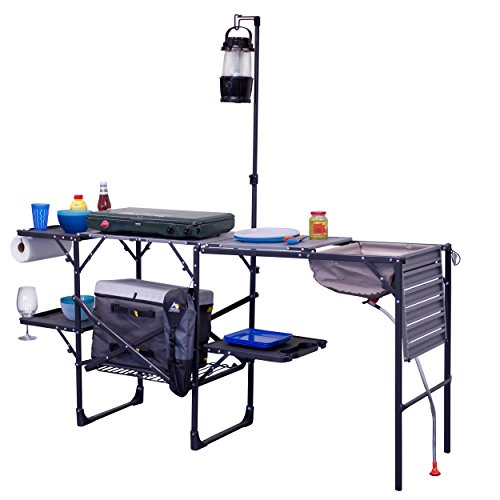 Product Image 1: GCI Outdoor Master Cook Portable Folding Camp Kitchen