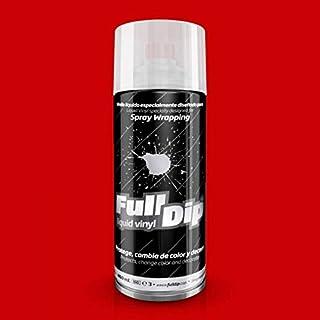 Full Dip - Vinilo líquido rojo mate