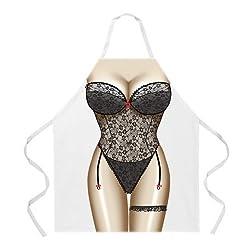 apron womans body lingerie