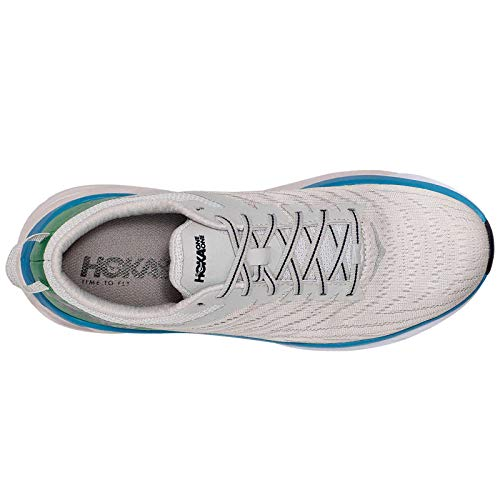 Hoka One One Men's Arahi 4 - Lunar Rock/nimbus Cloud - 12