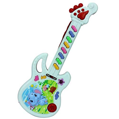 Guitarra Eléctrica, Juguete, Juego Musical, Niño, Niña, Niño, Aprendizaje, Desarrollo, Juguetes Electrónicos,...