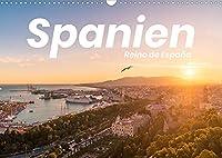 Spanien - einzigartige Motive (Wandkalender 2022 DIN A3 quer): Entdecken Sie das wunderbare Spanien. (Monatskalender, 14 Seiten )