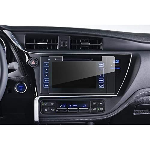 LFOTPP Auris/Auris Touring Sports Navigation Schutzfolie - 9H Kratzfest Anti-Fingerprint Panzerglas Displayschutzfolie GPS Navi Folie