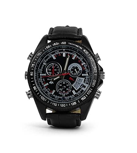 Technaxx Video Armbanduhr mit Full HD Kamera TX-93 schwarz