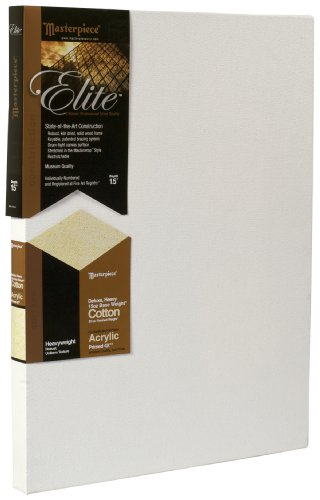Masterpiece Artist Canvas 34551T Elite 1-1/2' Deep, 48' x...