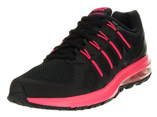Nike WMNS Air Max Dynasty, Scarpe da corsa Donna, Nero (Negro (Blk/Mtlc Hmtt-Hypr Pnk-Anthrct), 36 EU