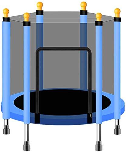 Mopoq Cama elástica con Redes for el hogar y los niños, la Correa Interior Neto, for la Familia, for bebés y niños, pequeño trampolín for Adultos, Gimnasio, Saltar, Seguridad y protección Ambiental