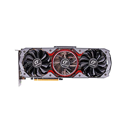 Docooler Colorful iGame GeForce RTX 2070 Super Advanced OC Graphic Card GDDR6 8G