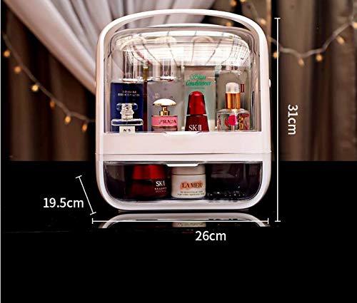 nobrand Kosmetik Aufbewahrungsbox Shake Sound gleiche Tischplatte staubdicht Haushalt Lippenstift...