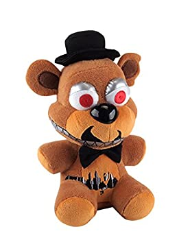 Funko Five Nights at Freddy s Nightmare Freddy Plush 6