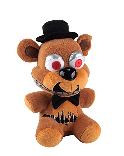 Funko Five Nights at Freddy's Nightmare Freddy Plush, 6'