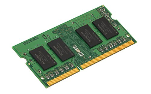 Kingston ValueRAM 8GB 1600MHz DDR3 NonECC CL11 SODIMM 1.5V KVR16S11/8 Memoria Laptop