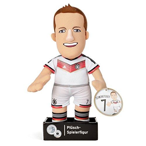 Deutschland Plüsch Spielerfigur Fanpuppe Bastian Schweinsteiger DFB Nationalteam Deutschland WM 2014