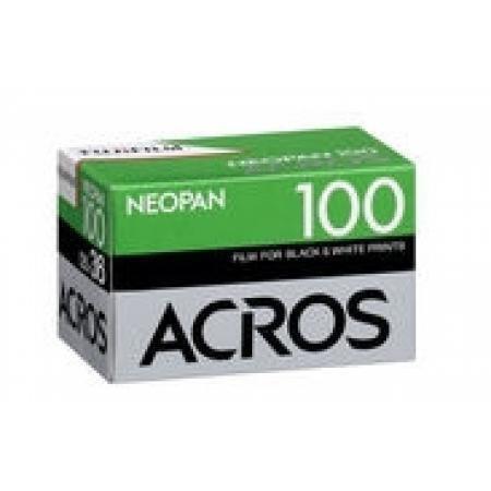 Fujifilm Neopan ACROS Black-and-White Negative Film ISO 100, 120mm