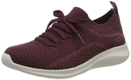 Skechers Ultra Flex-salutations, Zapatillas para Mujer