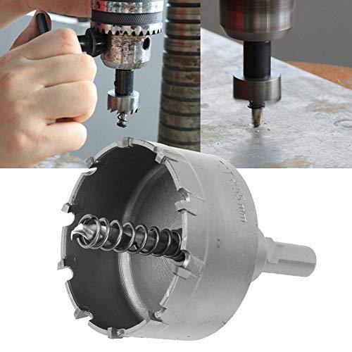 1 stks lange rvs ruimer cutter gatenzaag legering boor voor dikwandige metalen pijp (45mm)