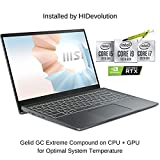 HIDevolution MSI Modern 14 B11MOU (MS-Modern14496-HID7) technical specifications