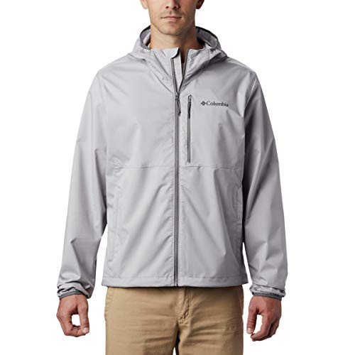 Columbia Tall Mystic Trail Athletic Shell Veste pour homme, Homme, 1842401, Columbia Grey, m