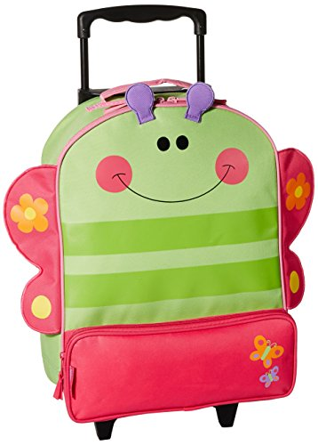 Stephen Joseph Character Luggage, Butterfly
