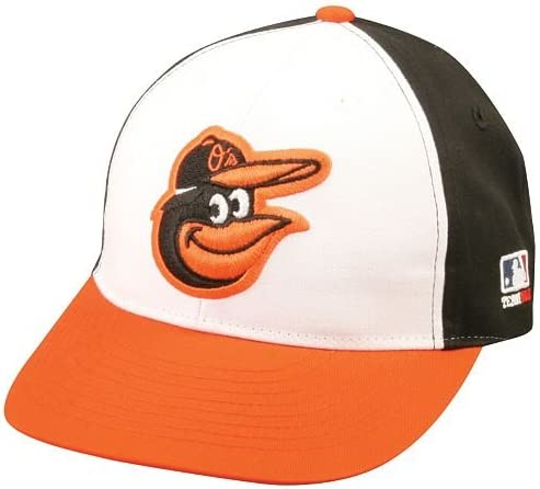 Baltimore Orioles Youth MLB Licensed Replica Caps / All 30 Teams, Official Major League Baseball Hat of Youth Little League and Youth Teams