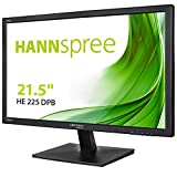 Hanns.G HE225DPB LED Monitor, 21.5 Pollici, Wide, 16:9, DVI, Nero
