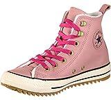 Converse Chuck Taylor All Star Hiker Boot Hi Unisex Sneakers Rust Pink/Pink Pop 162477c (5 D(M) US)