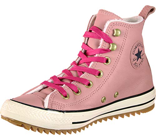 Converse C Taylor All Star Hiker Boots Hi Chucks Sneaker Leather Padded 162477C, Pointure:EUR 39