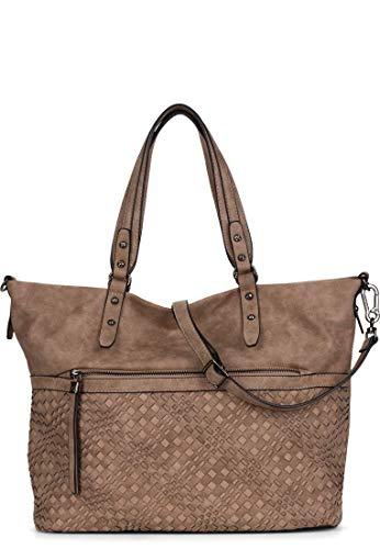 SURI FREY Shopper No.1 Silvy für Damen sand 420 sand 420 One Size