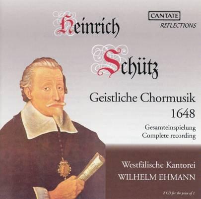 Geistliche Chormusik (1648) Vol. 1
