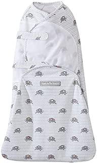 HALO SwaddleSure Small: Elephant Grey