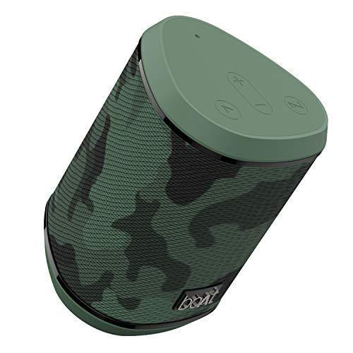 boAt Stone 170 5W Bluetooth Speaker(Camo Green)
