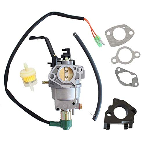 HQparts Carburetor carb for Champion Power CPE 40046 41111 5000 6000 Watt Generator