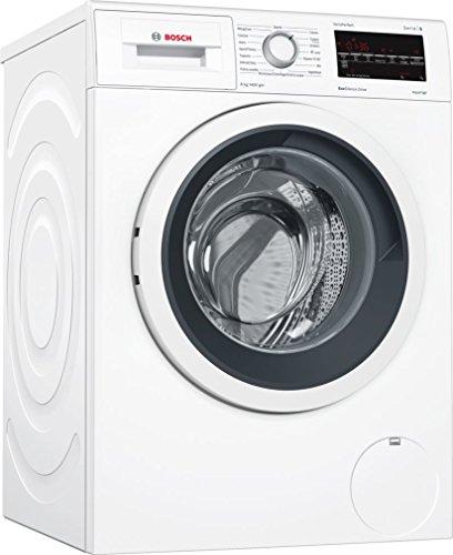 Bosch Serie 6 WAT28438II Libera installazione Carica frontale 8kg 1400Giri/min A+++ Bianco lavatrice