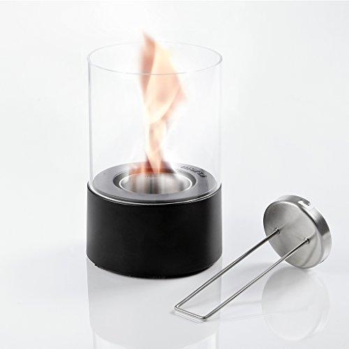 Morsoe Grilllampe, BEL Gusseisen rostfreier, Stahl/Glas, schwarz