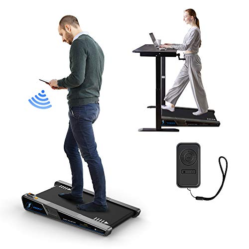 Egofit Walker Pro Small Under Desk Electric Treadmill...