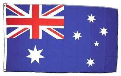MM Drapeau de l'Australie, résistant aux intempéries, multicolore, 250 x 150 x 1 cm, 16288