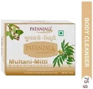 PatanjaliPatanjali Multani-Mitti Body Soap - 75g - Pack of 3
