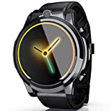 4G Men Smart Watch 1.6Inch Display Double Camera 3GB+32GB Video Call for Android 7.1 BT Global Band Scan Code Watch
