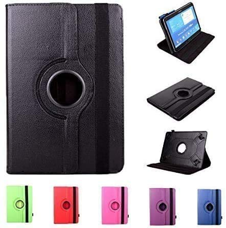 theoutlettablet Funda Giratoria 360º para Tablet Alcatel 1T Smart 10' - Negra