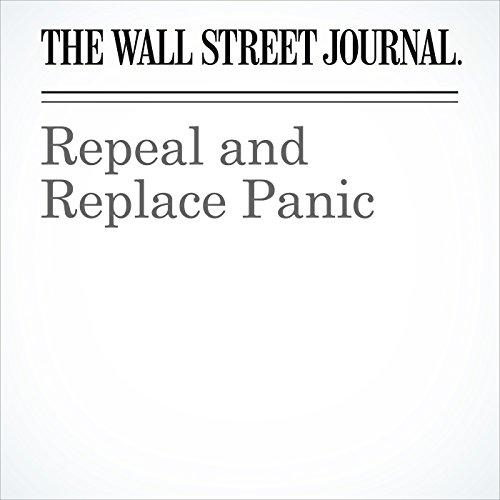 Repeal and Replace Panic copertina