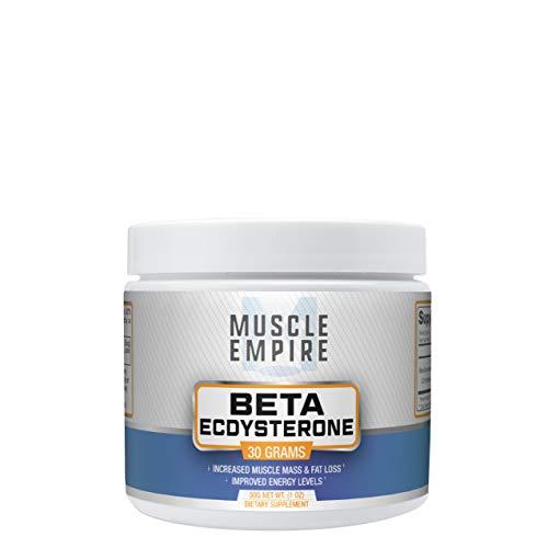 Muscle Empire Beta-Ecdysterone Powder (109 Servings)