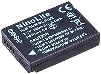 NinoLite DMW-BCG10 互換 バッテリー 2個セット パナソニック DMC-TZ18 DMC-TZ20 DMC-TZ30 DMC-TZ35 等対応 dmwbcg10x2_t.k.gai