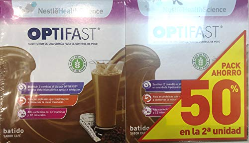 Optifast Batido Cafe Duplo 18 sobres