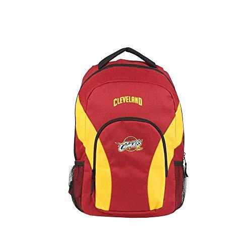 Noroeste Producto Oficial de Cleveland Cavaliers de la NBA Proyecto día Mochila Empresa, Unisex, C11NBA/C1060/7005/AMZ, Rojo, Talla única
