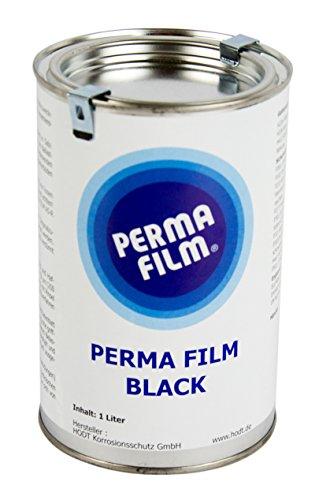 Perma Film Black Rostschutz Korrosionsschutz Hohlraumversiegelung 1 L Liter