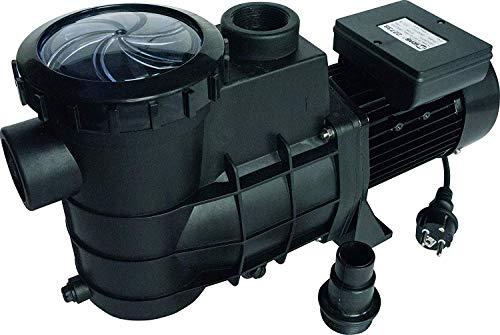 well2wellness® Selbstansaugende Filterpumpe Umwälzpumpe Mida.Pombi 6 mit max. 11m³/h